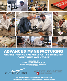 Advanced Manufacturing composites report